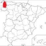 Mapa mudo Ciudad galicia