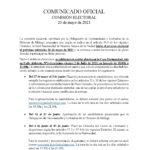 5.- Comunicado Comisión Electoral Anuncio Proceso Electoral_Página_1